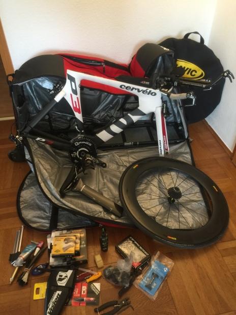 Fotoblog_Fahrrad gepackt